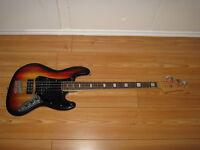 E-Bass Made in Japan vintage 70er Jahre