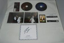 Kamijo Louis CD Enshoku no La Vie en Rose w/ signed paper Japan Versailles