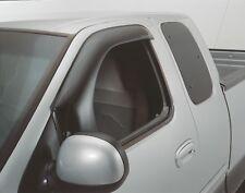 Door Window Deflector-Aerovisor Off Road Front Side Window Vent Auto Ventshade