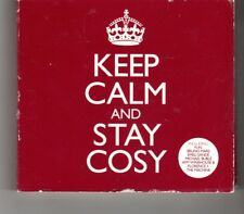 (HP339) Keep Calm & Stay Cosy, 57 tracks various artists - 2012 triple CD