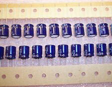 QTY (500)  470uf 16V 10x12 RADIAL ELECTROLYTIC CAPACITORS ECEA1CU471 PANASONIC