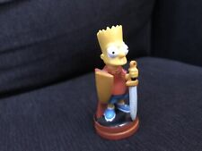 The Simpsons 3-D Chess Set Replacement Bart Simpson Piece Set 2001 Bishop