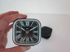 Bai Niteglow Travel Alarm Clock Analog with Pouch Case squeeze-me gotham gray