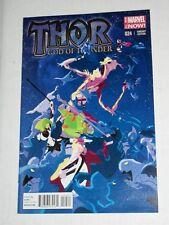 Marvel Now THOR GOD OF THUNDER #24 1:15 Campion Guardians Galaxy Variant (1)