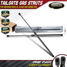 2x Tailgate Gas Struts for Mercedes Benz ML230 ML270 ML320 ML350 430 W163 98-05