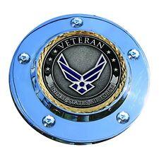 MotorDog69 Air Force Veteran Harley Timing Cover Coin Mount Set