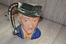 "Royal Doulton Character Jug Antique Dealer D6907 Pristine 1st qual 7.25"""