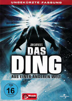 Das Ding aus einer anderen Welt - Uncut (John Carpenter)               DVD   604