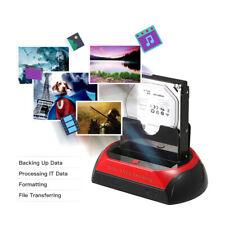 Station d'accueil HDD base de station d'accueil double disque dur A0X8