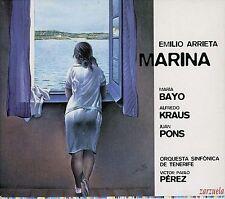 MARINA - EMILIO ARRIETA - MARIA BAYO , ALFREDO KRAUS , JUAN PONS