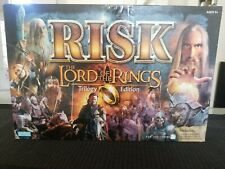 Risk The Lord of the Rings Trilogy Edition Parker Brothers Board Game COMPLETE