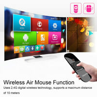 AM_ SN_ EE_ FA- W1 Ultra-slim 2.4G Wireless Air Mouse Controller for Laptop Smar