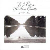 BILL EVANS - THE PARIS CONCERT EDITION TWO  CD 7 TRACKS FREE JAZZ/AVANTGARDE NEW