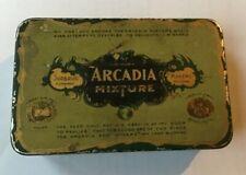 Surbrug Co. Vintage Arcadia Mixture Tobacco Tin