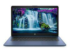 NEW HP Stream Laptop 14 Intel 2.6GHz 64GB SSD 4GB RAM Office365 1Yr WIN10 BLUE