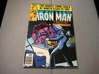 Iron Man #138 (1980 Marvel)