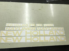 New Holland 273 Hayliner Decals
