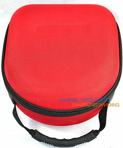 Black Hard Case Storage For Pioneer HDJ 2000 1000 HDJ2000 HDJ1000 DJ Headphones