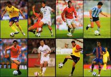 [BIG SIZE] Soccer World Calendar SOOCER FOOTBALL CARD