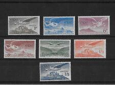 IRELAND 1948 SG 140-143b Scarce  AIRMAIL Set. Superb UNMOUNTED Mint MNH.