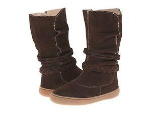 NIB New LIVIE & LUCA Shoes Boots Calliope Mocha Brown 8 9 11 12