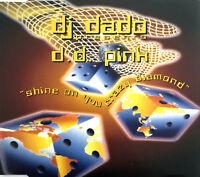 DJ Dado Presents D.D. Pink Maxi CD Shine On You Crazy Diamond - Europe (EX+/EX+)