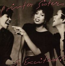 So Excited! by The Pointer Sisters (CD, Nov-2010, BBR (UK))