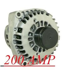 2005 2012 CHEVROLET CORVETTE 200 HIGH AMP HD ALTERNATOR 6-Groove Clutch Pulley