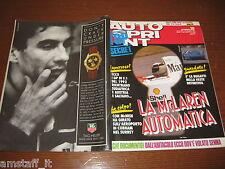 AUTOSPRINT 1991/30=PUBBLICITA' TAG-HEUER AYRTON SENNA=NOVITA' AUDI S4=