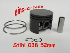 Kolben passend für Stihl 038 52mm NEU Top Qualität
