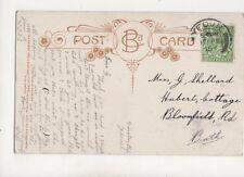 Miss G Shelland Hubert Cottage Bloomfield Road Bath 1915 301b