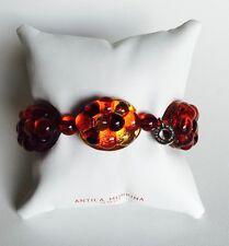 Antica Murrina Air--Handmade Murano Glass Beads Bracelet