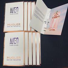 Thierry Mugler ALIEN FLORA Futura Eau De Toilette    0.04 OZ / 1.2 ML LOT DEALS