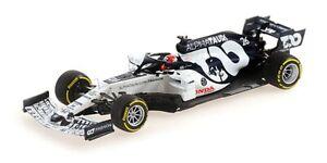 Minichamps 1:43 417200826 2020 F1 Scuderia Alpha Tauri Italy GP (D. Kvyat) #26