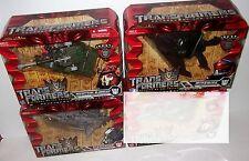 transformers N.E.S.T. nest ROTF - movie LOT  BLUDGEON MINDWIPE STARSCREAM SEALED