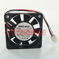 For NMB-2406KL-05W-B59-Fan-24V-0-13A-606015-3pin