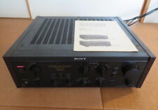 SONY TA-F333ESX Integrated Amplifier Transistor TESTED Working Good F/S
