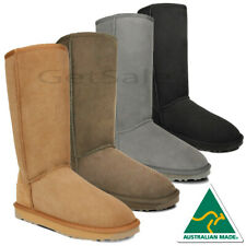 【SALE】AUSTRALIAN MADE Long Tall Classic UGG Boots Premium Australian Sheepskin