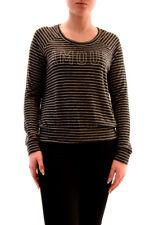 Sundry para Mujer Suéter de rayas Auténtico Amour Negro Tamaño nos 1 RRP £ 121 BCF73