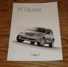 Original 2006 Chrysler PT Cruiser Sales Brochure 06