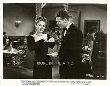 SEXY JANIS PAIGE ORIGINAL LOVE AND LEARN WB FILM STILL #1