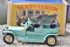 MATCHBOX  MODELS OF YESTERYEAR Y15 1907 ROLLS ROYCE SILVER GHOST
