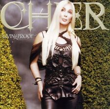 CHER LIVING PROOF CD NEW