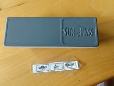 SunPass Transponder Portable PrePaid Toll Program Florida Used $14 Cash Balance