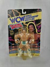 WCW Johnny B. Badd (signed) Series 1 Original San Francisco Toymakers 1994 MOC