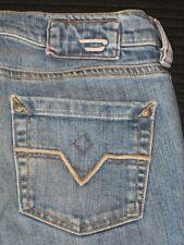 Diesel Jeans Riden Wash 832 Stretch Bootcut Nice Pockets Sz 25 P