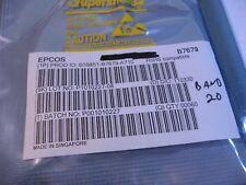 Epcos Saw Filter B39851 B7679 A710 Smt Nos Qty 60