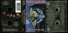 Iron Maiden No Prayer For The Dying USA Cassette Epic USA Cassette Tape