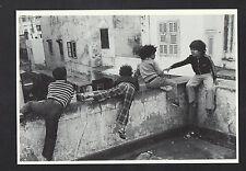 TANGER (MAROC) TITIS de la rue , CASBAH trés animé en 1978