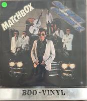MATCHBOX - Midnite Dynamos ~ VINYL LP RED VINYL RECORD EX CON